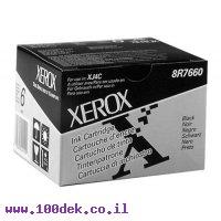 מילוי XEROX  שחור   8R7660 XJ מקורי