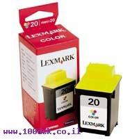 ראש LEXMARK  צבעוני Z51/82  מקורי