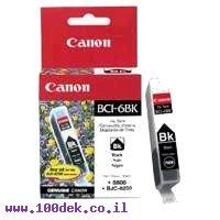 דיו מילוי שחור BCI 6BK 560 CANON  מקור