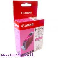 דיו מילוי מגנטה BCI 3-M 6000 CANON מקורי