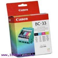 ראש דיו צבעוני BC 3 BJC3000 CANON מקורי