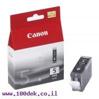 זוג ראש דיו שחור BK PGI-5  מקורי CANON