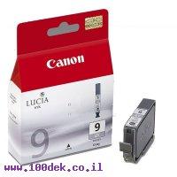 דיו למדפסת Canon PGI-9GY אפור - מקורי