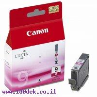 דיו למדפסת Canon PGI-9M אדום (מג'נטה) - מקורי