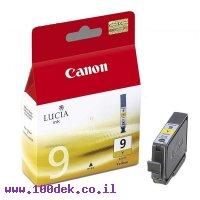 דיו למדפסת Canon PGI-9Y צהוב - מקורי