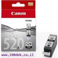 מילוי קנון שחור IP-4600 HC מס PGI-520BK  מקורי