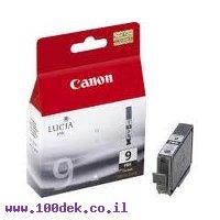 דיו למדפסת מילוי קנון שחור פוטו PGI-9PBK Pro-9500 מקורי