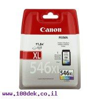 דיו למדפסת Canon CL-546XL צבעוני - מקורי