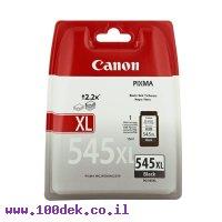 דיו למדפסת Canon PG-545XL שחור - מקורי