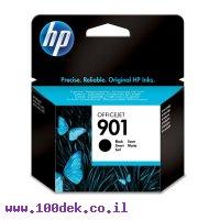דיו למדפסת HP CC653AE/901 שחור - מקורי