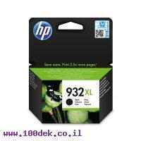 דיו למדפסת HP CN053AE/932XL שחור - מקורי