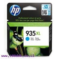 דיו למדפסת HP C2P24AE/935XL כחול - מקורי