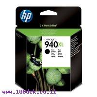 דיו למדפסת HP C4906AE/940XL שחור - מקורי