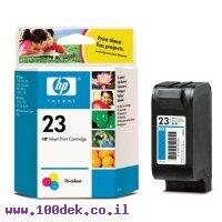 ראש דיו צבעוני C1823-DE HP-720 מקורי