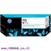 מילוי דיו מקורי HP 772 CN629A מג'נטה