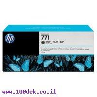 מילוי שחור 771 ל: Z-6200 מ' CE037A HP מקורי
