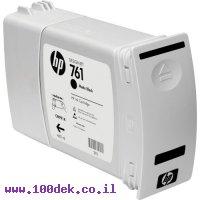 מילוי שחור 775מ''ל 761 ל Z-7100 מ' CM997A HP מקורי