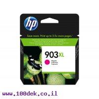 דיו למדפסת HP T6M07AE/903XL אדום - מקורי