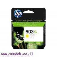 דיו למדפסת HP T6M11AE/903XL צהוב - מקורי