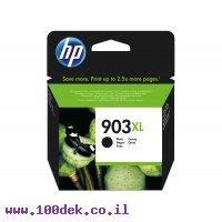 דיו למדפסת HP T6M15AE/903XL שחור - מקורי