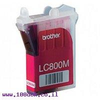 מילוי אדום ברדר LC800-M 3220 מקורי