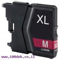 מילוי מגנטה ברדר LC985-M MFC-J220 מקורי