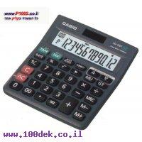 מחשבון שולחני CASIO MJ-1007 עם זיכרון ל-100 פעולות אחרונות