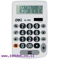 מחשבון שולחני DELI 1638