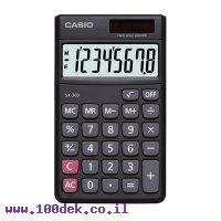 מחשבון כיס CASIO SX-300