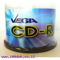 דיסק CD-R מארז של 50 יחידות