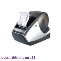 מדפסת למדבקות רחבות עם חיתוך אוטומטי QL-570