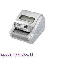 מדפסת מדבקות מדפסת לעומסים גבוהים TD-4000