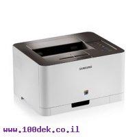מדפסת לייזר Samsung CLP-415Nסמסונג בצבע