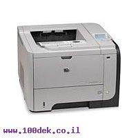 מדפסת LaserJet P3015D HP