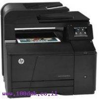 מדפסת HP LaserJet Pro 200 color MFP M276n