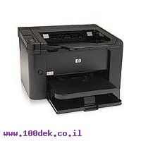 מדפסת HP LaserJet Pro P1606DN שחור