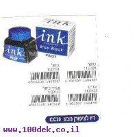 בקבוק כסט דיו לעט ציפורן נובע כמות  CC30 שחור פיילוט