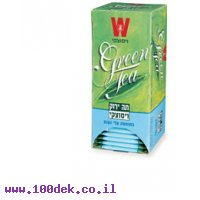 תה   ויסוצקי  ירוק נענע    25 יחי