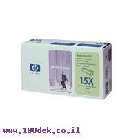 טונר 3.500 דף C7115-X HP-1200 מקורי