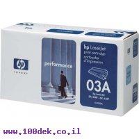 טונר 5MP/5P HP מקורי C3903A