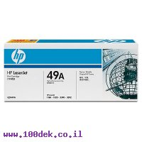 טונר HP 1160/1320 מקורי Q5949A