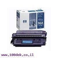 טונר HP 2200/2100 מקורי C4096A