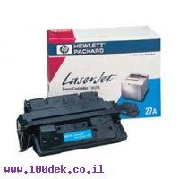 טונר HP 4050/4000 מקורי C4127A