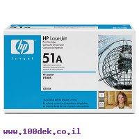 טונר HP M-3035 מקורי Q7551A