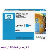 טונר HP ציאן CB401A CP-4005 מקורי