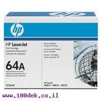 טונר P-4015/4515 HP מקורי CC364A