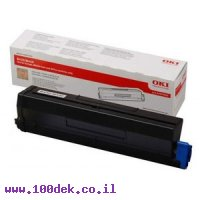 תוף  OKI  שחור  C110 מקורי  45000 דף