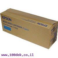 טונר EPSON ציאן C900 AcuL מקורי S050099 אפסון
