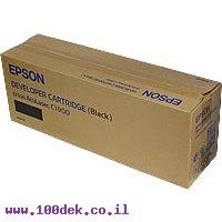 טונר EPSON שחור C900 AcuL מקורי S050100 אפסון
