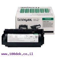 טונר  לקס מרק  LEXMARK  T520 20K מקורי